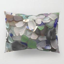 Sea Glass Assortment 3 Pillow Sham