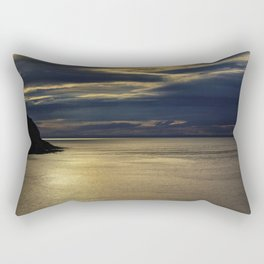 Evening on the Coast Rectangular Pillow