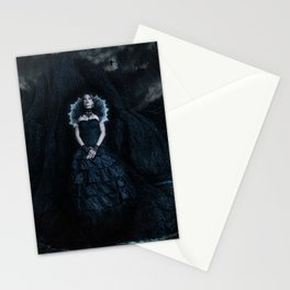 Queen of the Mountain Stationery Cards