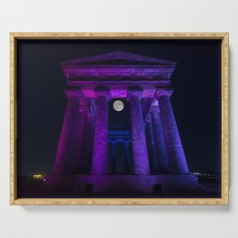 Penshaw Monument 2 Serving Tray