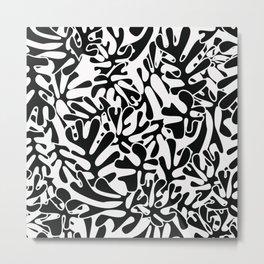 Matisse Pattern 007 Metal Print