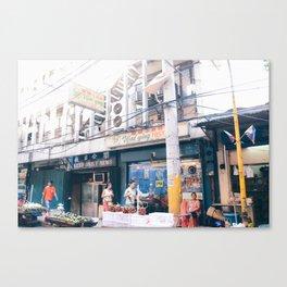 Old Binondo Canvas Print