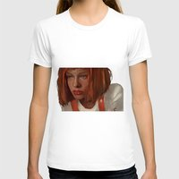 fifth element T-shirts featuring leeloo - the fifth element by salem jones