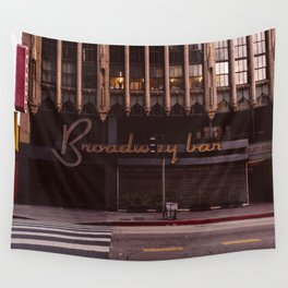 Downtown Los Angeles II Wall Tapestry