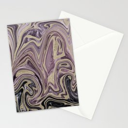 Fluid Kiss #1 #abstract #decor #art #society6 Stationery Cards