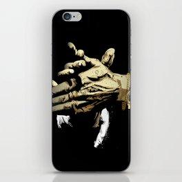 Las manos del Camarón iPhone Skin