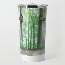 WINDOW TO NATURE Travel Mug