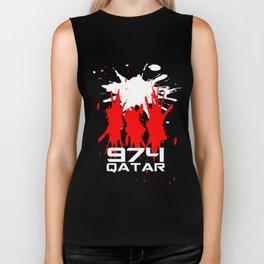 Qatar Code Biker Tank