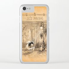 Time for a Dance Clear iPhone Case