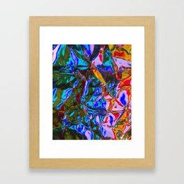 Holograhm Framed Art Print