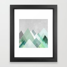 Graphic 107 Framed Art Print
