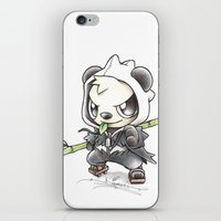 projectrocket iPhone & iPod Skins featuring Skadoosh by Randy C