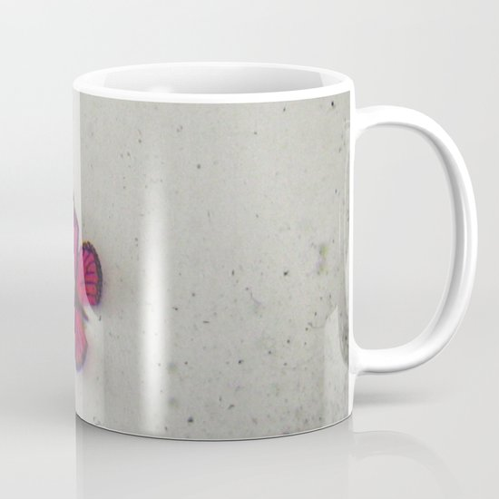 Oh to be a Butterfly Mug