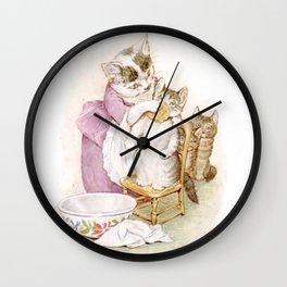 Beatrix Potter, Tom Kitten Wall Clock