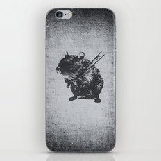 Angry mouse iPhone & iPod Skin