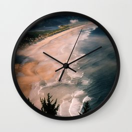 View from Neahaknie Mountian Wall Clock