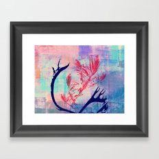 the wild II Framed Art Print