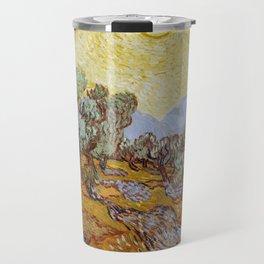 Vincent Van Gogh Olive Trees Travel Mug