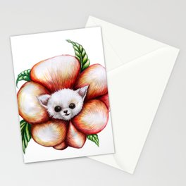 chihuahua poppy Stationery Cards