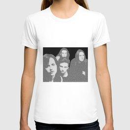 The Cranberries, Irish Music, Typography T-shirt
