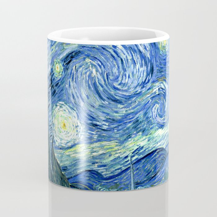 Vincent van Gogh Starry Night 1889 Coffee Mug