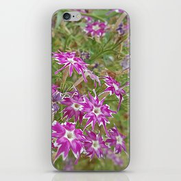 little flower - flor do campo iPhone Skin