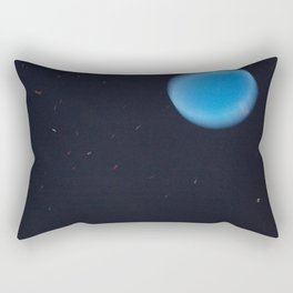 Flaming Lips at North By North East Rectangular Pillow