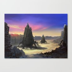outsiders  Canvas Print