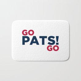 Go PATS! GO Bath Mat