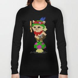 Pixel Teemo Long Sleeve T-shirt