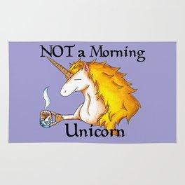 NOT a Morning Unicorn Rug