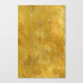 I Dieci Mondi (10.Buddita') Canvas Print