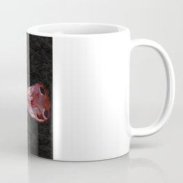 cow head Coffee Mug