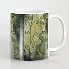 The FROG KING Coffee Mug