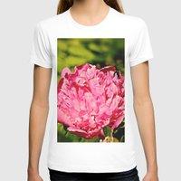 peony T-shirts featuring Peony by Svetlana Korneliuk
