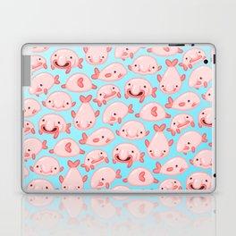 Blobfish Pattern Laptop & iPad Skin