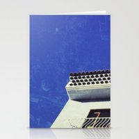 spanish Stationery Cards featuring Spanish House by Martin Llado