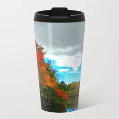 Silver Lake Metal Travel Mug