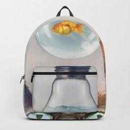 Cat Fish Backpack