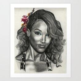 Pop of Color Art Print
