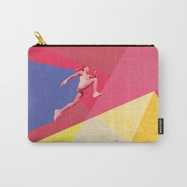 human dynamic #5 Carry-All Pouch