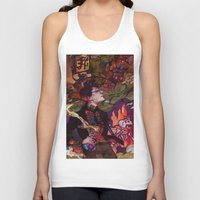 pacific rim Tank Tops featuring Pacific Rim by Sophie'sCorner