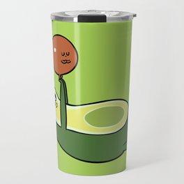 Acro- Yocado Travel Mug