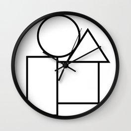 FUN/DAMENTAL. Wall Clock