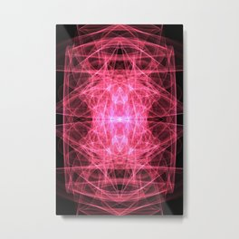 A study in pink 6 Metal Print