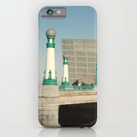 Kursaal Bridge iPhone & iPod Case