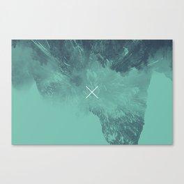XPLOS Canvas Print