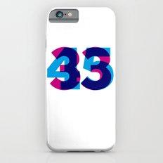 33/45 Slim Case iPhone 6s