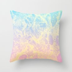 Effervesce Throw Pillow