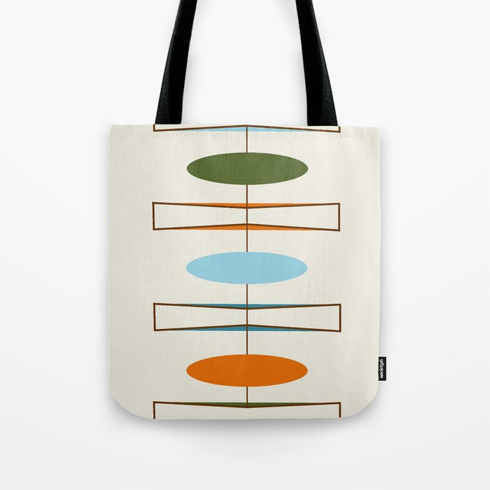 Mid-Century Modern Art 1.2 Tote Bag